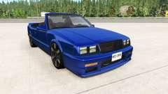 Bruckell LeGran coupe & convertible para BeamNG Drive