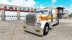 Os sinais de carga de grandes dimensões para American Truck Simulator