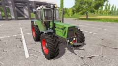 Fendt Favorit 615 LSA Turbomatik E v2.0 para Farming Simulator 2017