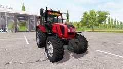 Bielorrússia 1220.3 para Farming Simulator 2017