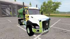 Caterpillar CT660 spreader para Farming Simulator 2017