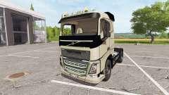 Volvo FH 540 v1.1 para Farming Simulator 2017