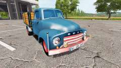 Opel Blitz 1956 para Farming Simulator 2017