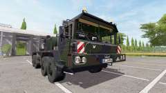 FAUN SLT 56 Franziska para Farming Simulator 2017