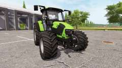 Deutz-Fahr 5110 TTV para Farming Simulator 2017