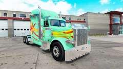 Hoffman pele para o caminhão Peterbilt 389 para American Truck Simulator