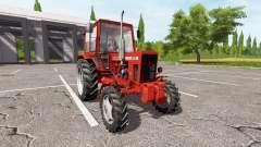 MTZ-82 Bielorrússia v1.1 para Farming Simulator 2017