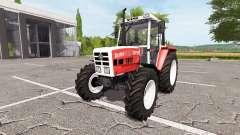 Steyr 8090A Turbo SK2 v2.1 para Farming Simulator 2017