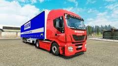 Pele Regesta para Iveco caminhão para Euro Truck Simulator 2