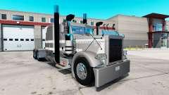 Creisler pele para o caminhão Peterbilt 389 para American Truck Simulator