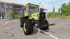 Mercedes-Benz Trac 900 Turbo v2.0 para Farming Simulator 2017