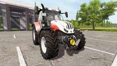 Steyr Multi 4125 Profi CVT ecotec para Farming Simulator 2017