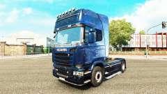 Pele Kosmos no tractor Scania para Euro Truck Simulator 2