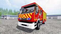 Renault Midlum 220 Double Cabine FPT
