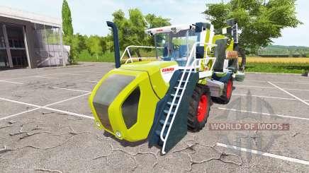 CLAAS Cougar 1400 v2.0.0.1 para Farming Simulator 2017
