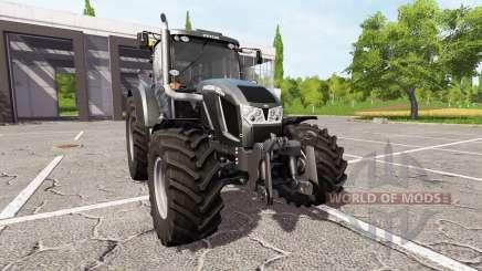 Zetor Forterra 135 limited black edition para Farming Simulator 2017