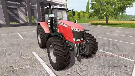 Massey Ferguson 6616 para Farming Simulator 2017