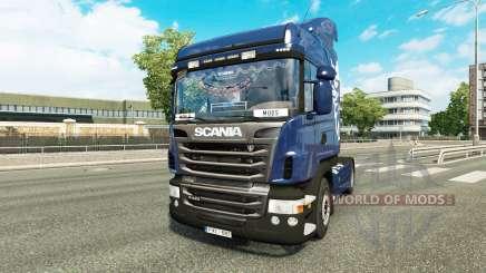 Scania R420 v2.0 para Euro Truck Simulator 2