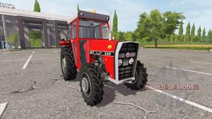 IMT 549 DeLuxe special para Farming Simulator 2017