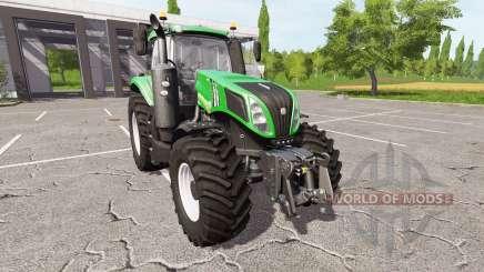 New Holland T8.320 green edition para Farming Simulator 2017