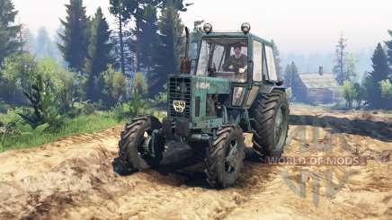 MTZ-82 v5.0 para Spin Tires