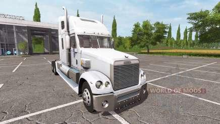 Freightliner Coronado v1.3 para Farming Simulator 2017