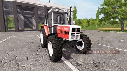 Steyr 8090A Turbo SK2 v2.0 para Farming Simulator 2017
