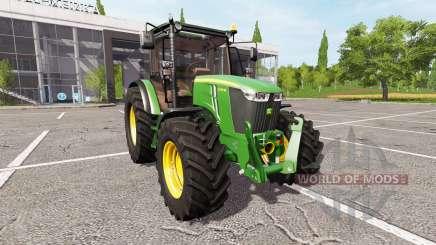 John Deere 5100M para Farming Simulator 2017