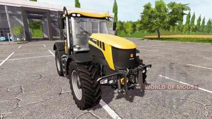 JCB Fastrac 3200 Xtra nokian edition para Farming Simulator 2017