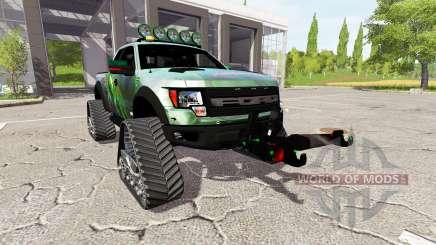 Ford F-150 SVT Raptor crawler para Farming Simulator 2017