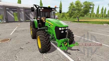 John Deere 7830 para Farming Simulator 2017
