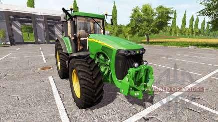 John Deere 8220 para Farming Simulator 2017