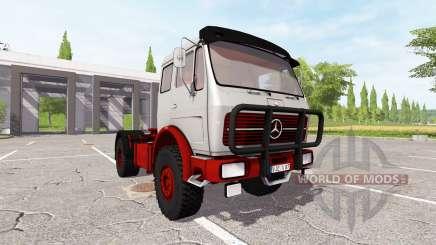 Mercedes-Benz NG 1632 para Farming Simulator 2017