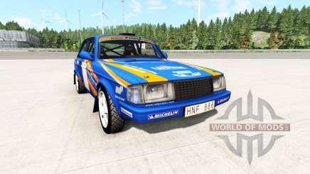 Volvo 242 LE para BeamNG Drive