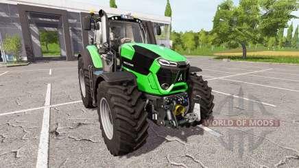 Deutz-Fahr 9290 TTV para Farming Simulator 2017