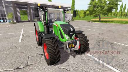 Fendt 712 Vario para Farming Simulator 2017