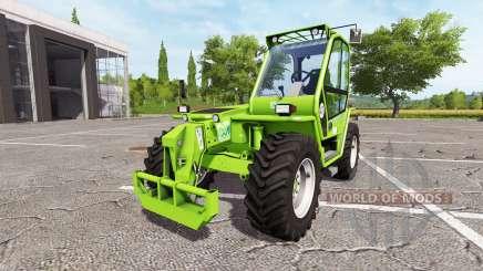 Merlo P41.7 Turbofarmer v2.0 para Farming Simulator 2017