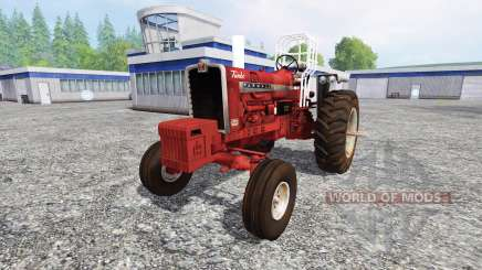 Farmall 1206 Turbo para Farming Simulator 2015