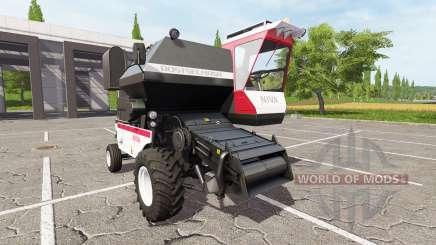 Rostselmash SK-5МЭ-1 Niva-Efeito para Farming Simulator 2017