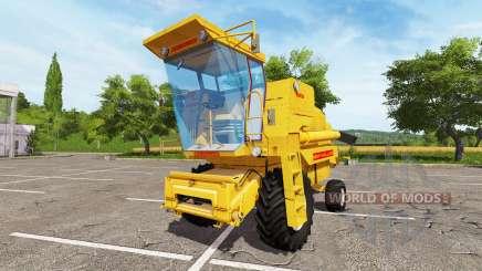 New Holland Clayson 8050 v1.0.1 para Farming Simulator 2017