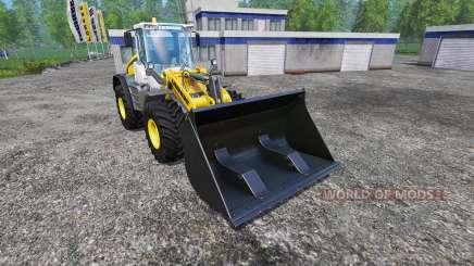 Liebherr L540 weight para Farming Simulator 2015