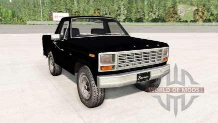 Ford Bronco para BeamNG Drive