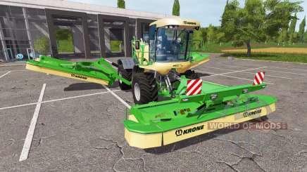 Krone BiG M GTX 750 v1.4 para Farming Simulator 2017
