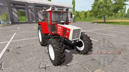 Steyr 8165A Turbo SK2 para Farming Simulator 2017