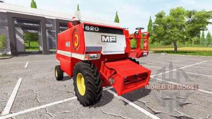 Massey Ferguson 620 para Farming Simulator 2017