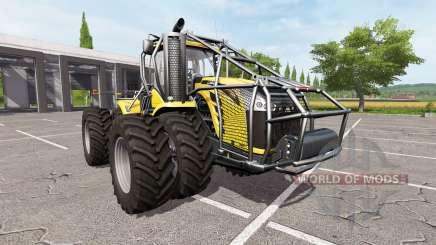 Challenger MT955E forest edition para Farming Simulator 2017
