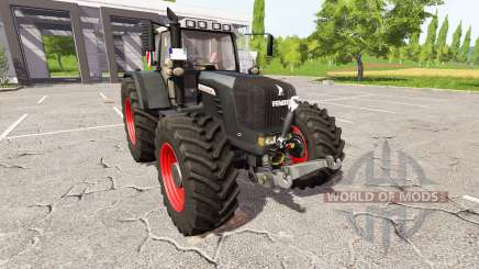 Fendt 930 Vario TMS black beauty v2.0 para Farming Simulator 2017