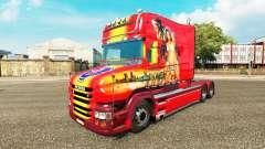 Beau pele para caminhão Scania T para Euro Truck Simulator 2