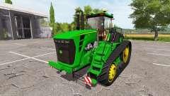 John Deere 9630T v1.0.0.1 para Farming Simulator 2017