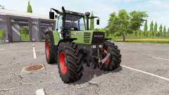 Fendt Favorit 512C Turbomatic v2.0.5 para Farming Simulator 2017